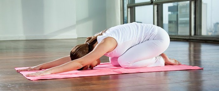 Child pose - An Ultimate Guide to Increase Your Stamina Through Yoga Asanas