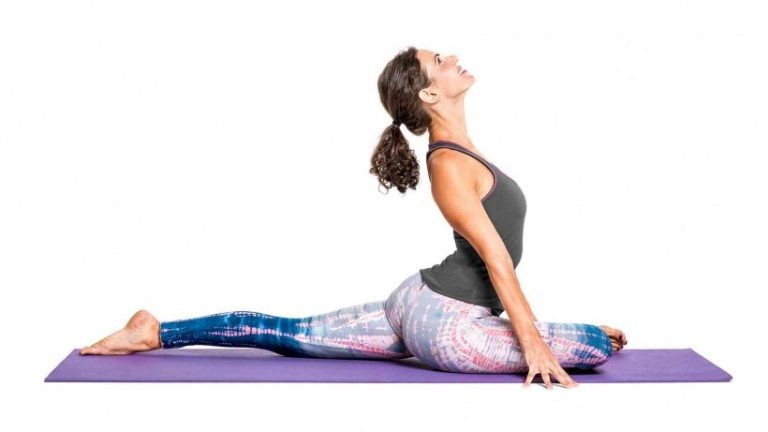 Pigeon pose - An Ultimate Guide to Increase Your Stamina Through Yoga Asanas