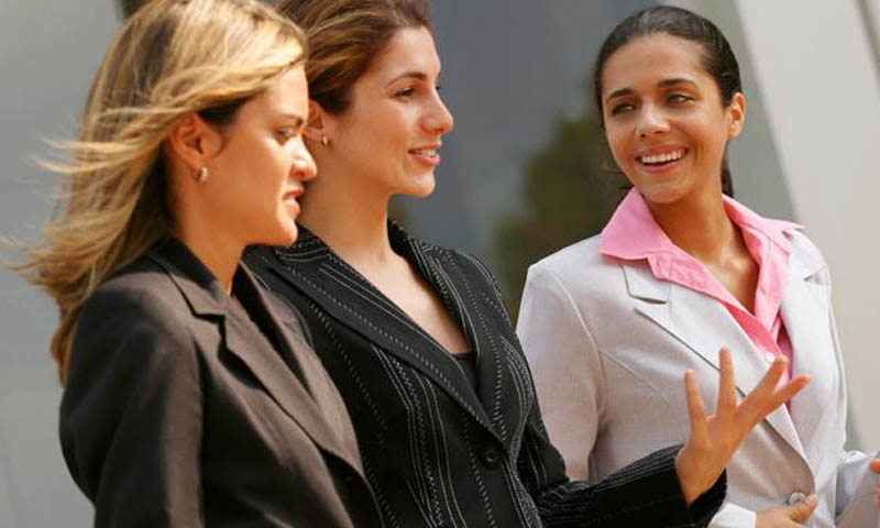 Workplace diversity and women's professional role in the modern world