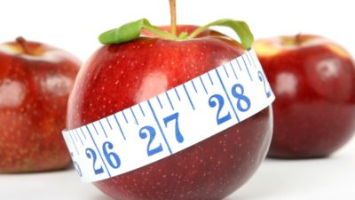 lose weight naturally 400x225 - How to lose weight without exercise