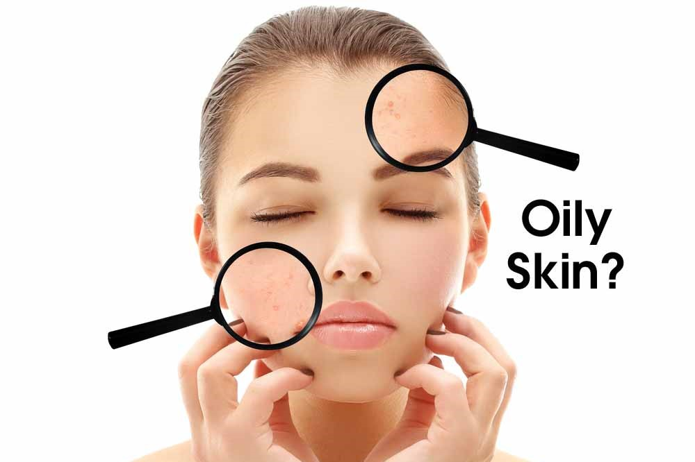 Oily skin Care cure treatments - The best skin care products for oily skin