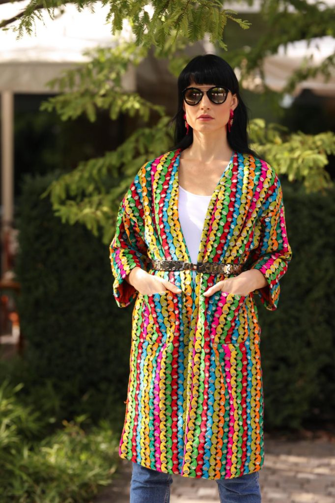 Hajra 3 682x1024 - From Tv Presenting to Fashion Designing -Hajra Lalljee
