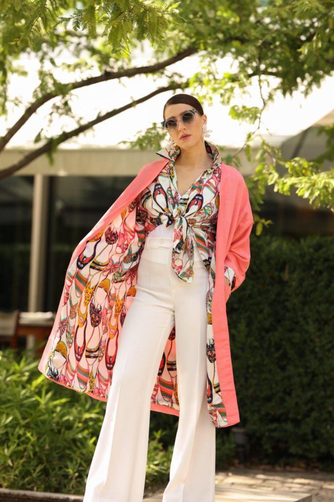 hajra 4 682x1024 - From Tv Presenting to Fashion Designing -Hajra Lalljee