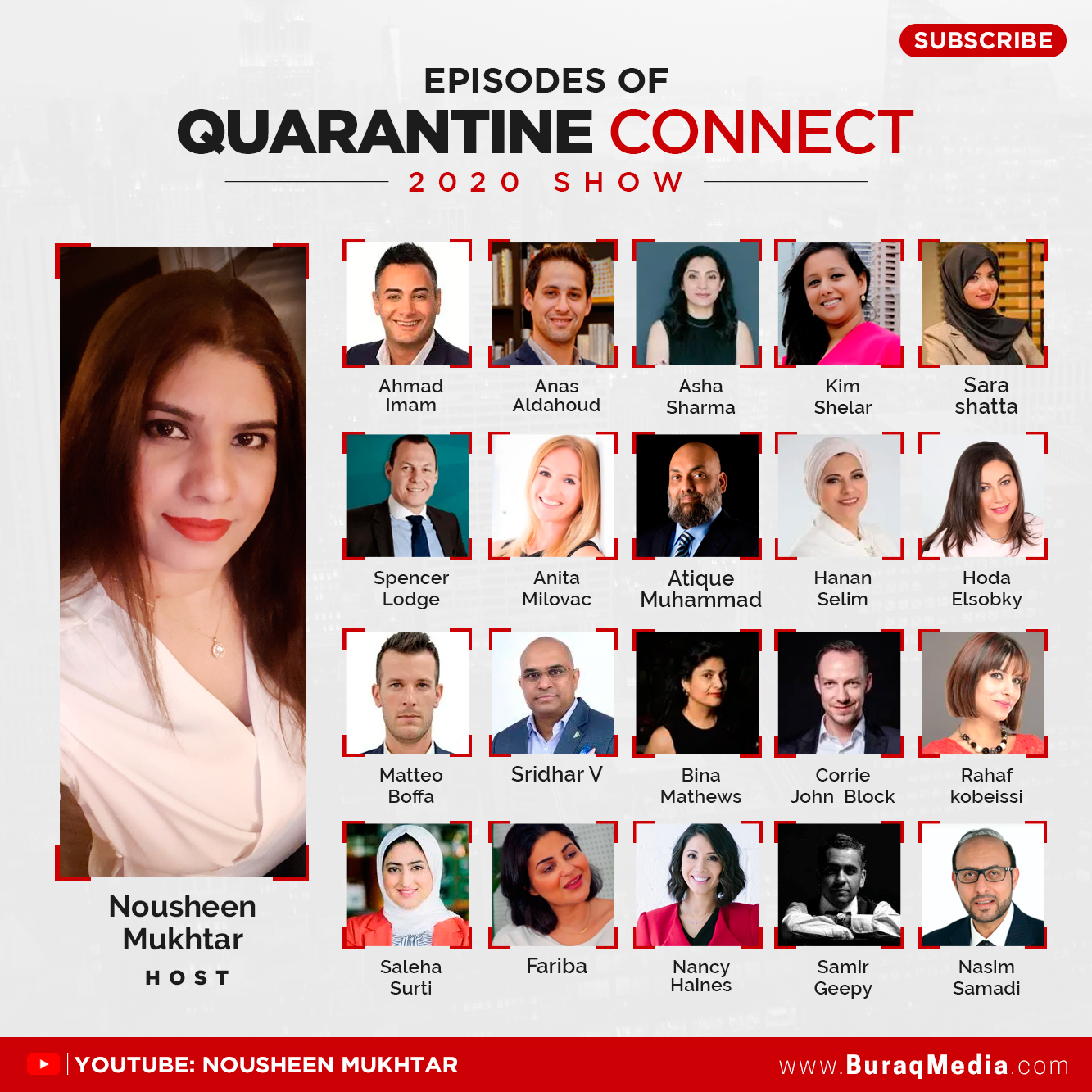Quarantine connect 2020 - How to build a lasting relationship