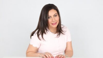 Hoda Elsobky 400x225 - Struggling to be happy? Meet Happiness Mentor, Hoda ElSobky