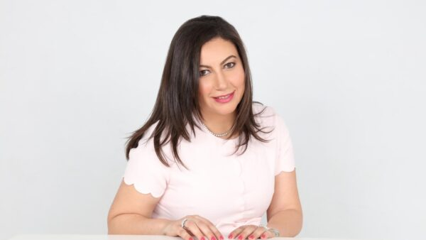 Hoda Elsobky 600x338 - Struggling to be happy? Meet Happiness Mentor, Hoda ElSobky