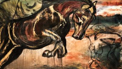 Knights Dream by Suzi Nassif