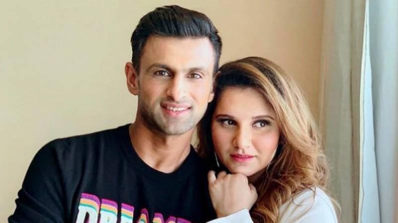 Sania Mirza and Shoaib Malik Acquire Golden Visas