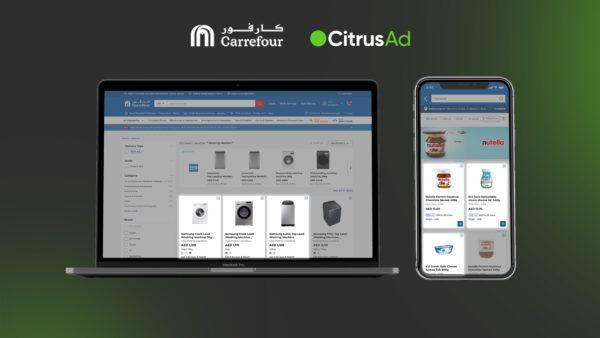 CitrusAd Carrefour platform 1627454718 600x338 - Majid Al Futtaim Chooses CitrusAd as its Retail Media Technology Platform