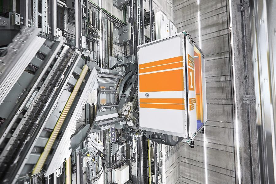 tk elevator, german pavilion, expo2020dubai