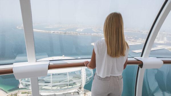 premium cabin view 600x338 - Ain Dubai - The Largest Observation Wheel Launching Soon